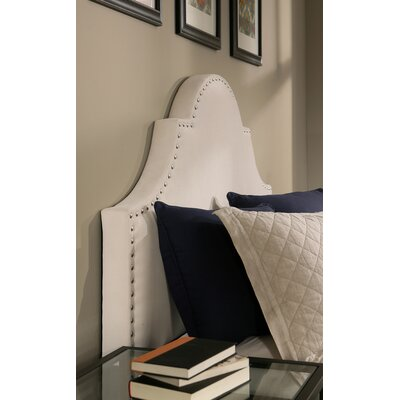 Inspirations Upholstered Panel Headboard Size: Queen/Full
