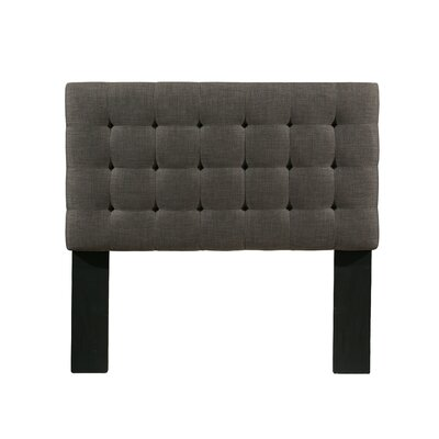 Almendarez Upholstered Panel Headboard Size: Queen/Full