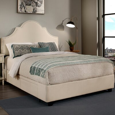 Stepanie Platform Storage Bed Size: King