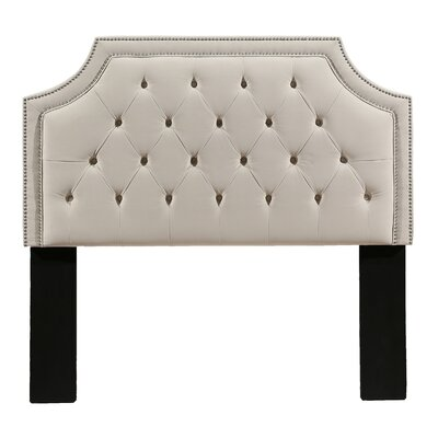 Devitt Upholstered Panel Headboard and Bench Size: Queen/Full