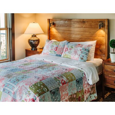 3 Piece Coverlet Set Size: Queen