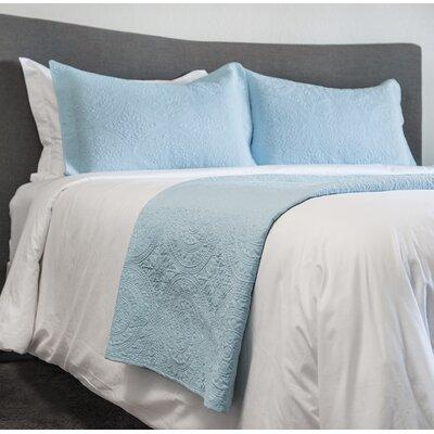 Parkersburg 3 Piece Bedspread Coverlet Set