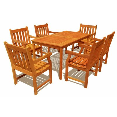 Adam 7 Piece Dining Set