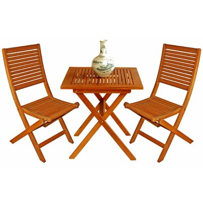 3-Piece Louise Bistro Set