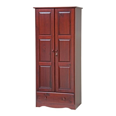 Flexible Armoire Finish: Mahogany