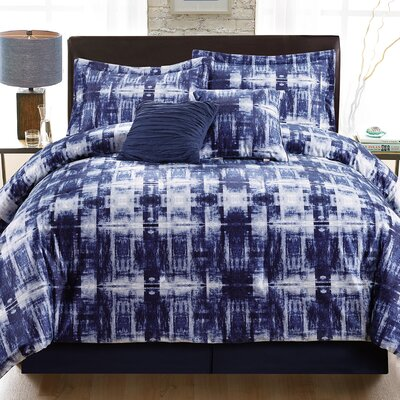 Rafael 6 Piece Comforter Set Size: Queen