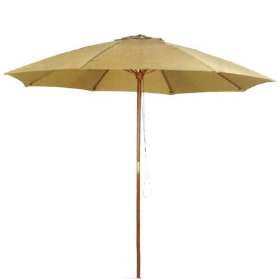 Image of .5' Market Umbrella Color: Taupe