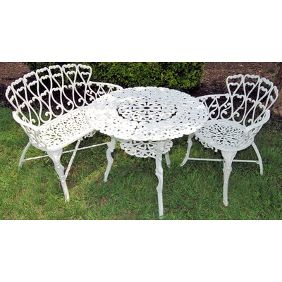 Victorian 4 Piece Dining Set