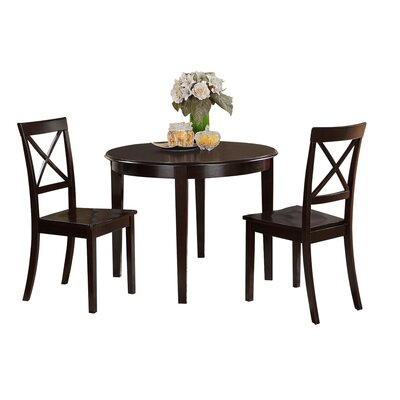Lancaster 3 Piece Dining Set