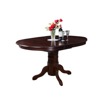Valleyview Extendable Dining Table Finish: Espresso