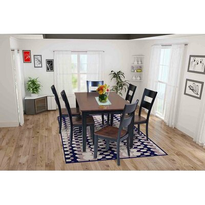Aden 7 Piece Dining Set