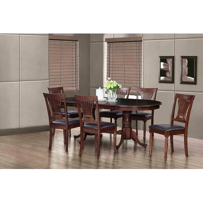 Bateson 7 Piece Dining Set