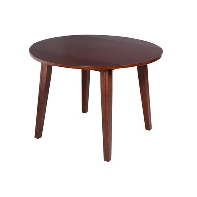 Caroline Extendable Dining Table Finish: Espresso / Espresso