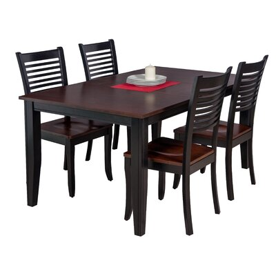 Aden 5 Piece Dining Set