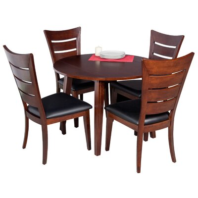 Caroline 5 Piece Dining Set
