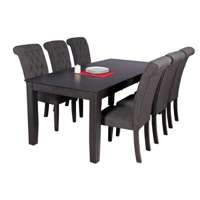 Charlotte 7 Piece Dining Set
