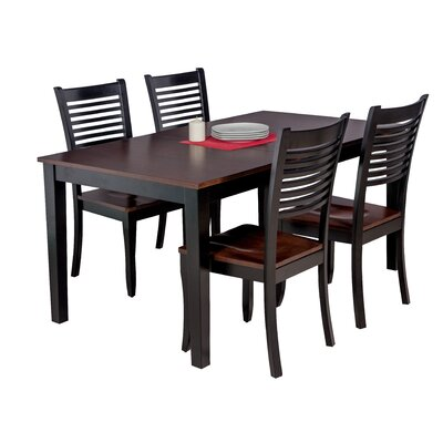 Boswell 5 Piece Dining Set