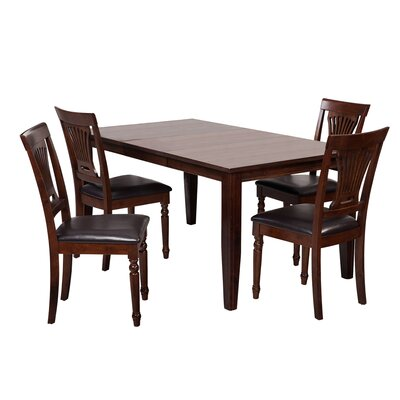 Aden 5 Piece Dining Set