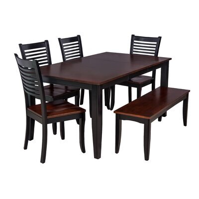 Aden 6 Piece Dining Set