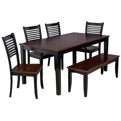 Boswell 6 Piece Dining Set