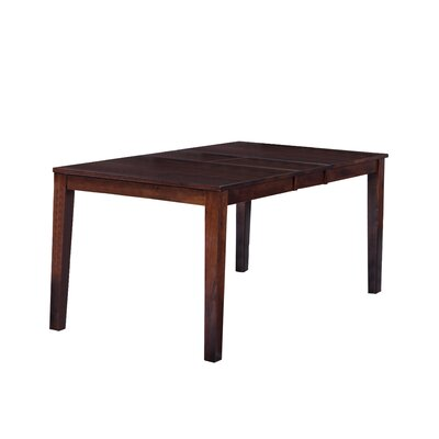 Boswell Extendable Dining Table Finish: Espresso