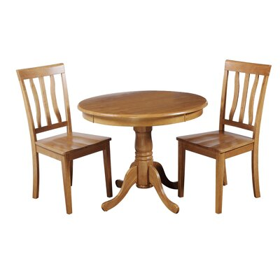 Kimberley 3 Piece Dining Set