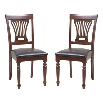 Sturdy Solid Wood Dining Chair