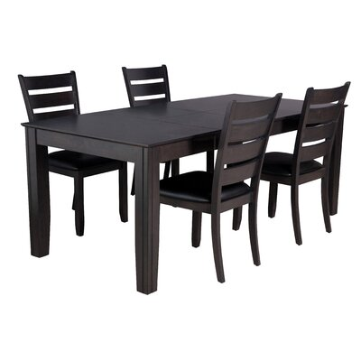 Charlotte 5 Piece Dining Set