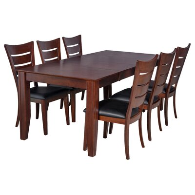 Charlotte 7 Piece Dining Set