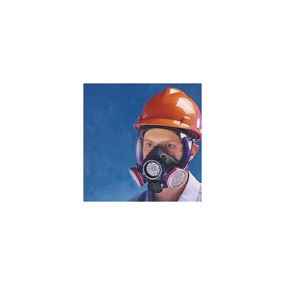 MSA Hycar Advantage� 1000 Low-Maintenance Full Mask Face Piece Respirator with Nose Cup and Speaking Diaphragm at Sears.com