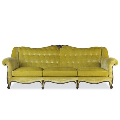 LExcellence 3 Seater Sofa Upholstery: Yellow