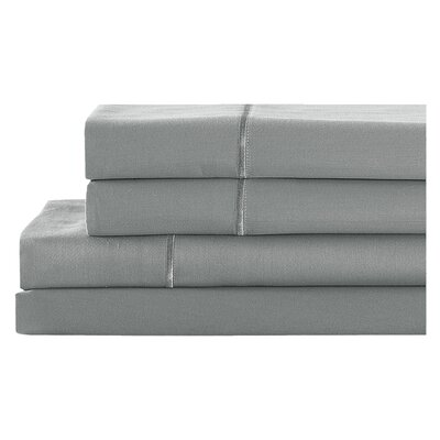 Pillowcase Size: Standard, Color: Westchester Gray