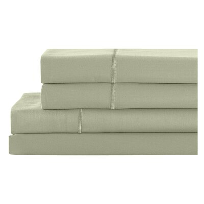 Pillowcase Size: Standard, Color: Sage