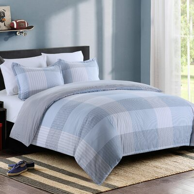 Essex 3 Piece Duvet Set Size: Full/Queen