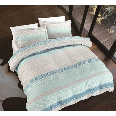 Swank Mode Rhythm 3 Piece Quilt Set Size: King