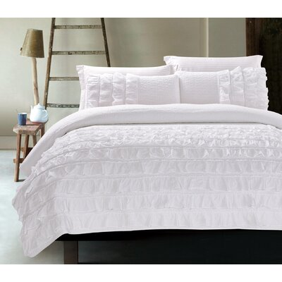 Taylor 3 Piece Quilt Set Size: King