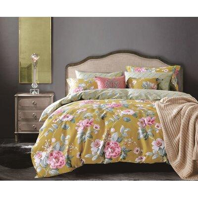 Jovanna 3 Piece Comforter Set Size: Full/Queen