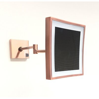 Lighted Led Makeup Magnifying Mirror