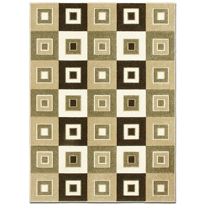 Champagne Area Rug Rug Size: Rectangle 39 x 51