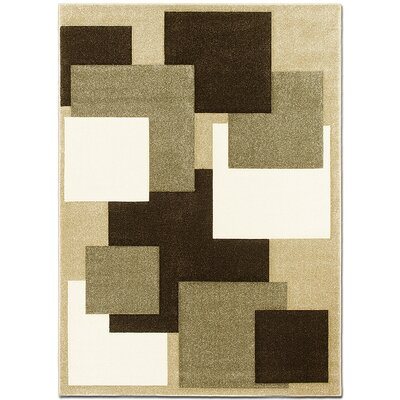 Champagne Area Rug Rug Size: Rectangle 79 x 105