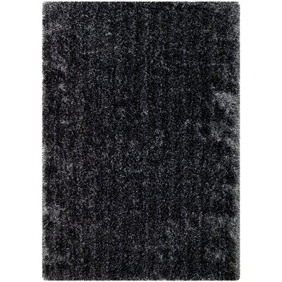 Gray Area Rug Rug Size: Rectangle 411 x 7