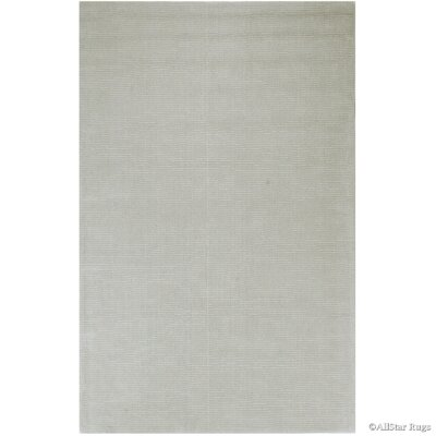 Hand-Woven off-white Area Rug