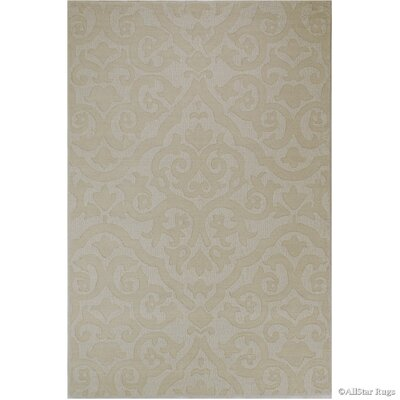 Hand-Woven Ivory Area Rug