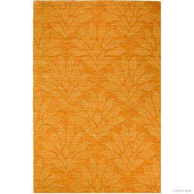 Hand-Woven Mango Area Rug Rug Size: 411 x 7