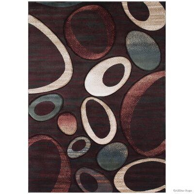Scarlet Area Rug Rug Size: Rectangle 79 x 105