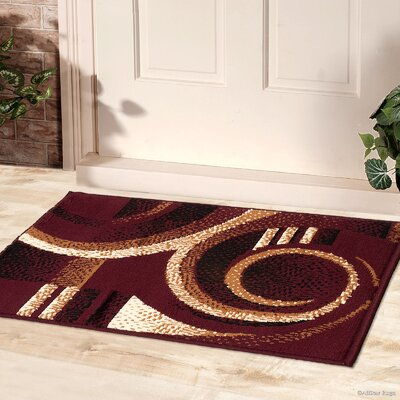 Abstract/Geometric Doormat
