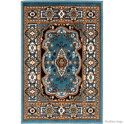 Doormat Color: Blue