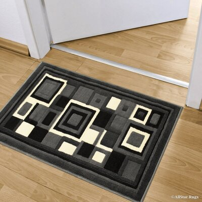 Keeley Abstract Designed Doormat