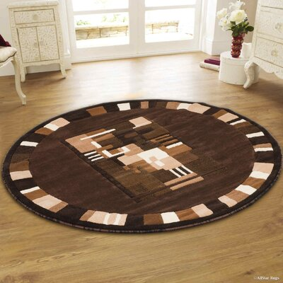 Kehoe Brown Area Rug