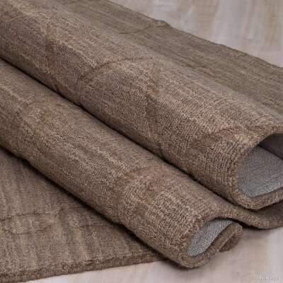 Scribner Wool Straw Area Rug